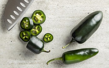 Jalapeno - calories, nutrition, weight