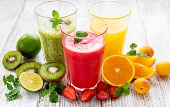 Fruit smoothie - calories, nutrition, weight