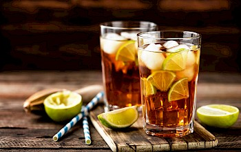 Vodka and cola - calories, nutrition, weight