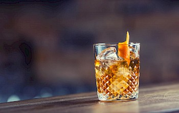 Old fashioned - calories, nutrition, weight