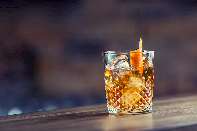 Old fashioned - calories, kcal