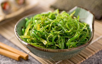 Seaweed salad - calories, nutrition, weight