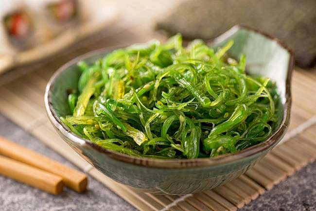 Seaweed salad - calories, kcal