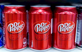 Dr Pepper - calories, nutrition, weight