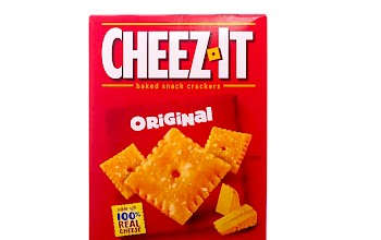 Cheez-It - calories, nutrition, weight