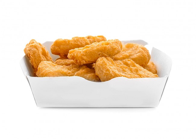 Wendy's Chicken Nuggets - calories, kcal