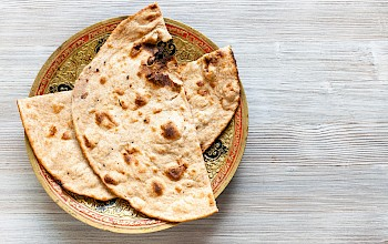 Roti - calories, nutrition, weight