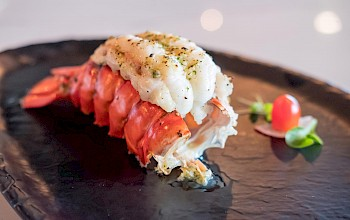 Lobster tail - calories, nutrition, weight