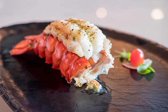 Lobster tail - calories, kcal