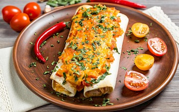 Enchilada - calories, nutrition, weight