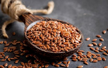 Flaxseed - calories, nutrition, weight