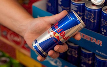 Red Bull - calories, nutrition, weight