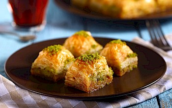 Baklava - calories, nutrition, weight