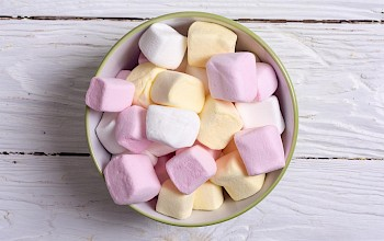 Marshmallow - calories, nutrition, weight