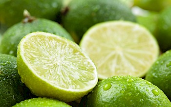 Lime - calories, nutrition, weight