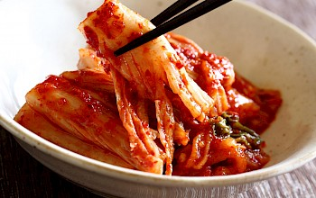 Kimchi - calories, nutrition, weight