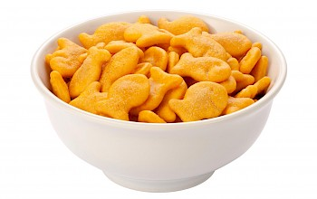 Goldfish crackers - calories, nutrition, weight