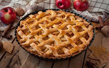 Apple pie - calories, nutrition, weight