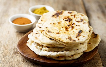 Naan - calories, nutrition, weight