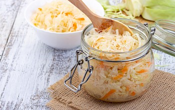 Sauerkraut - calories, nutrition, weight
