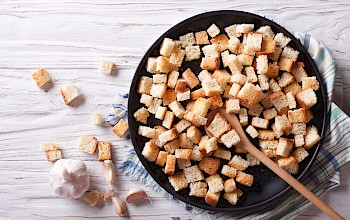 Croutons - calories, nutrition, weight