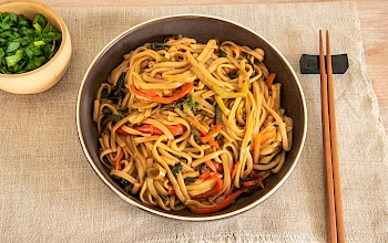Lo Mein - calories, nutrition, weight