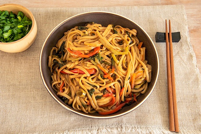 Lo Mein - calories, kcal