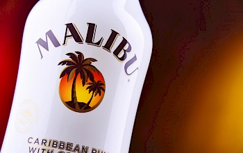 Malibu rum - calories, nutrition, weight