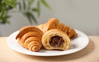 Chocolate croissant - calories, nutrition, weight