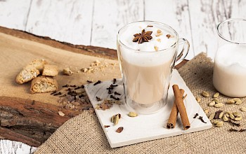 Chai latte - calories, nutrition, weight