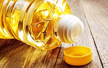 Vegetable oil - calories, nutrition, weight