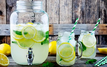 Lemonade - calories, nutrition, weight