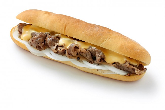 Philly cheesesteak - calories, kcal