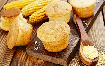 Corn muffin - calories, nutrition, weight