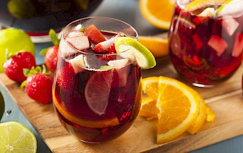 Sangria - calories, nutrition, weight
