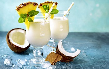 Pina Colada - calories, nutrition, weight