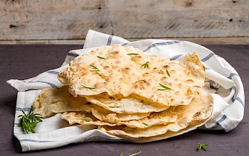 Chapati - calories, nutrition, weight