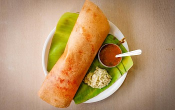 Dosa - calories, nutrition, weight