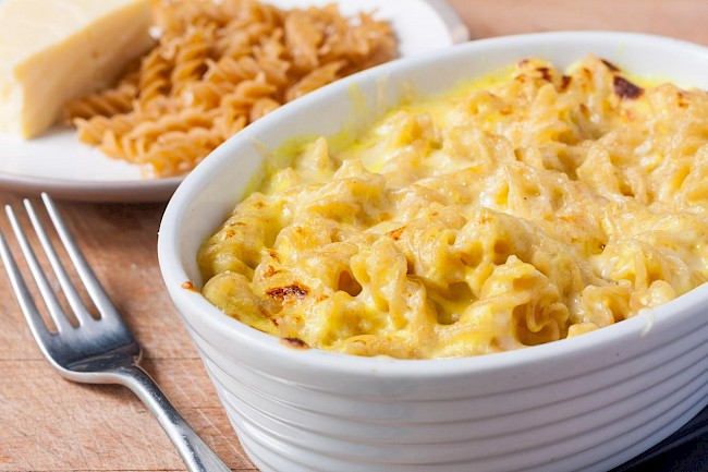 Macaroni with cheese - calories, kcal