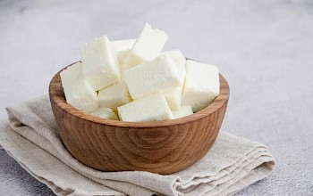 Paneer cheese  - calories, nutrition, weight