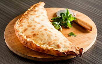 Calzone - calories, nutrition, weight
