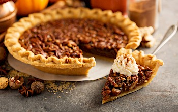 Pecan pie - calories, nutrition, weight