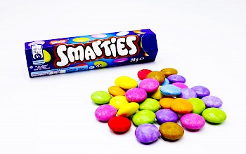 Smarties - calories, nutrition, weight