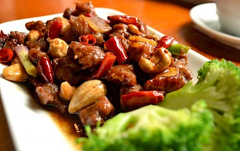 Kung Pao beef - calories, nutrition, weight