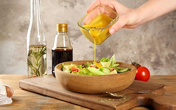Salad dressing - calories, nutrition, weight