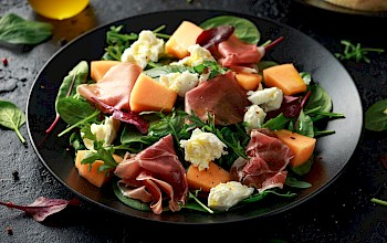 Ham salad - calories, nutrition, weight