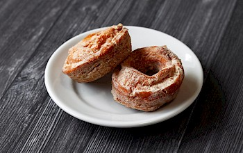 Old fashioned donut - calories, nutrition, weight