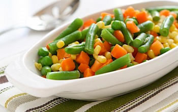 Mixed vegetables - calories, nutrition, weight