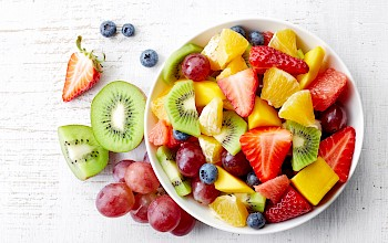 Fruit salad - calories, nutrition, weight