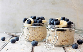 Overnight oats - calories, nutrition, weight
